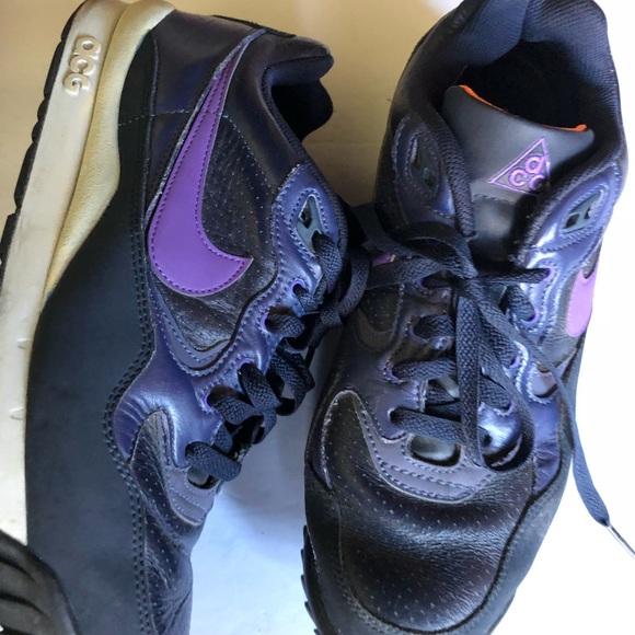 424c2f7e9779 Men s Nike ACG Air Wildwood LE. Obsidian Purple 9.  M 5b455055aa5719e2e16a0489